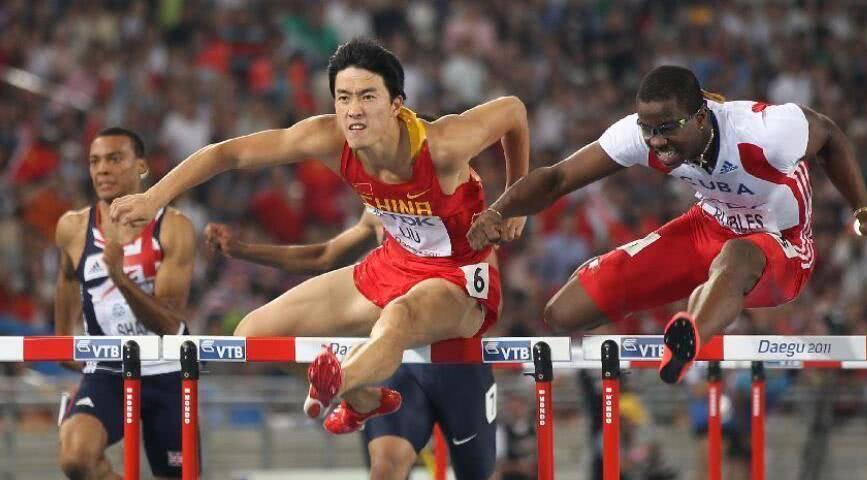 中国体育不可逾越的巨星:李宁第二,姚