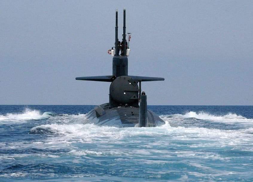 美国又出阴招,俄罗斯的战略核潜艇将被封锁在巴伦支海