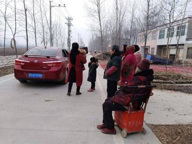 农村有车的人和没有车的人差距有多大?