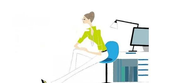 倩狐减肥靠谱吗?上班族可以在办公室可以做的简单的拉伸瘦腿运动