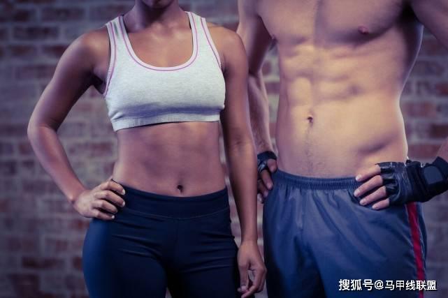 腹肌为什么总是练不出来?3个因素影响腹肌显现!