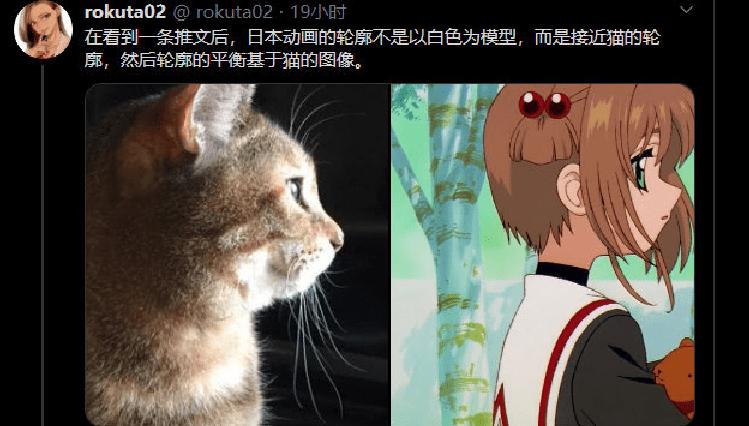 """日本动漫角色都是照着""""猫头""""画的?猫娘永远不会过气"""