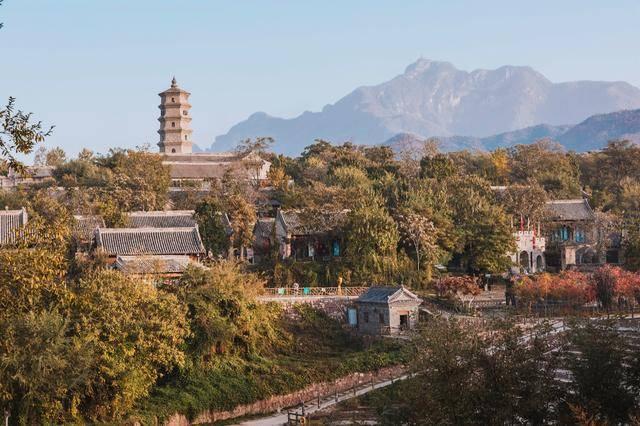 河南低调小城,常被误认为属于山东,却拥有全国唯一直通北京的森林步道