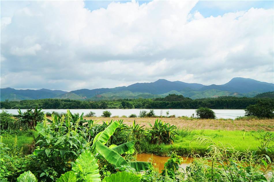 粤东行:河源,苏家围,苏东坡后裔之客家古村落