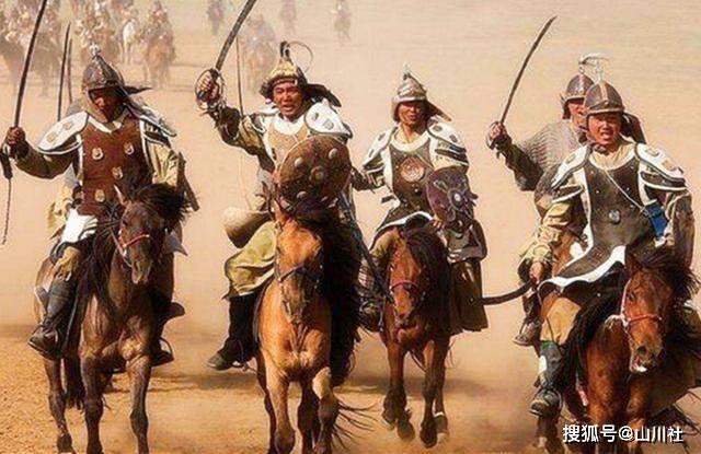 一个让蒙古大军都头疼的悲情英雄,成吉思汗更是对其佩服不已