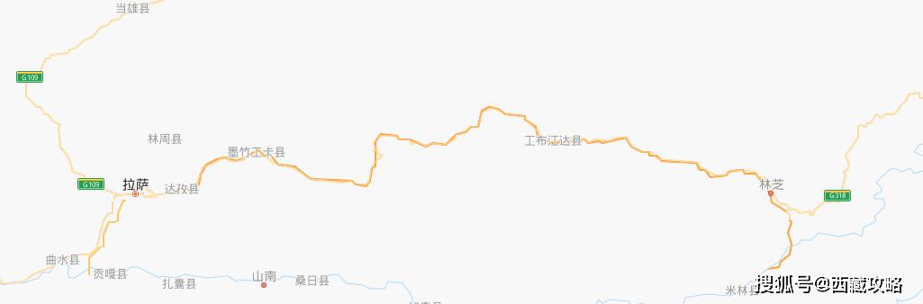 去西藏林芝旅游,选错季节很恼火,这两个季节才最美
