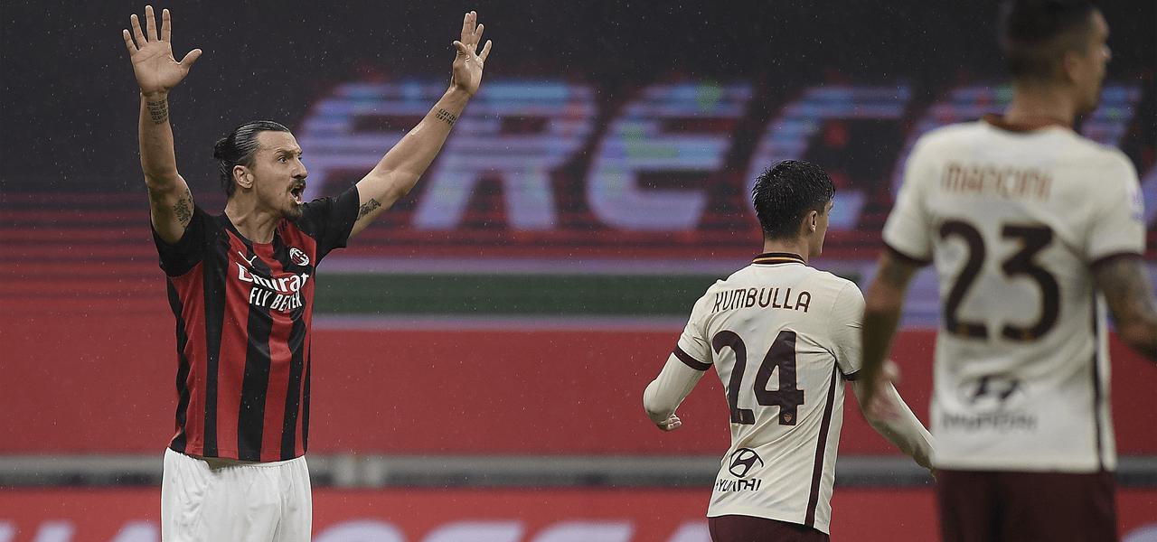 伊布斩获米兰生涯最快进球 3场6球登顶