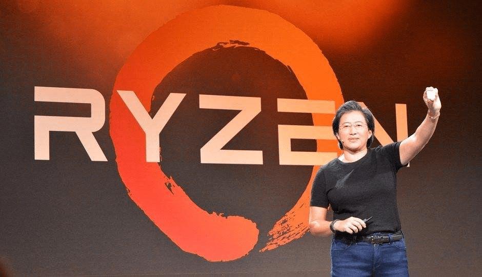 长庚视点 | AMD或许仍处于爆发前夕