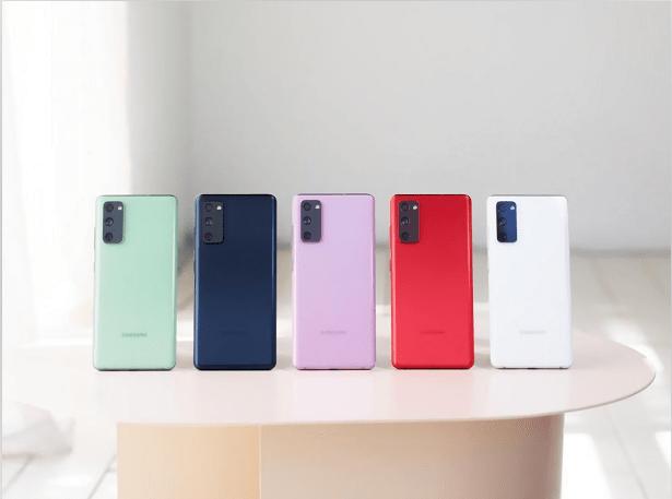 原创            三星苹果新品对标,Galaxy S20 FE 5G与iPhone12孰优孰劣