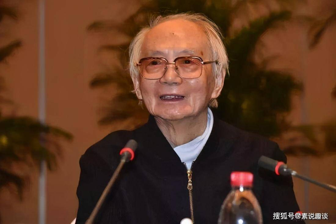 沈鹏:中国不缺书法家,缺的是真正懂书法的鉴赏大师