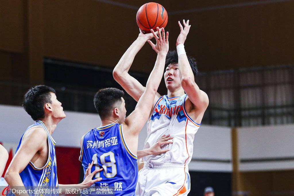 CBA常规赛第6轮,新疆以113-100战胜江苏