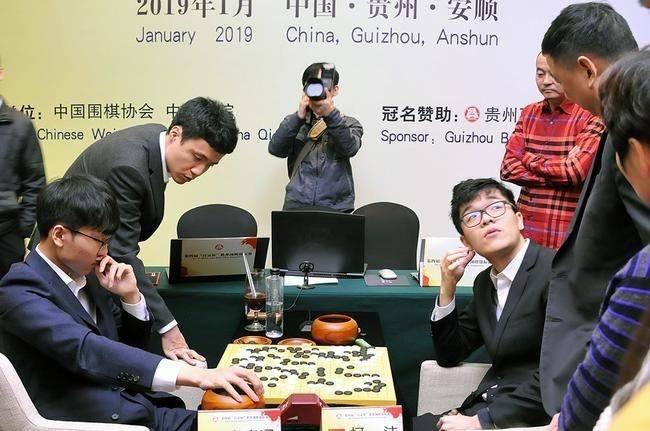 韩国围棋新王登基急需一冠 柯洁这场阻击战不好打