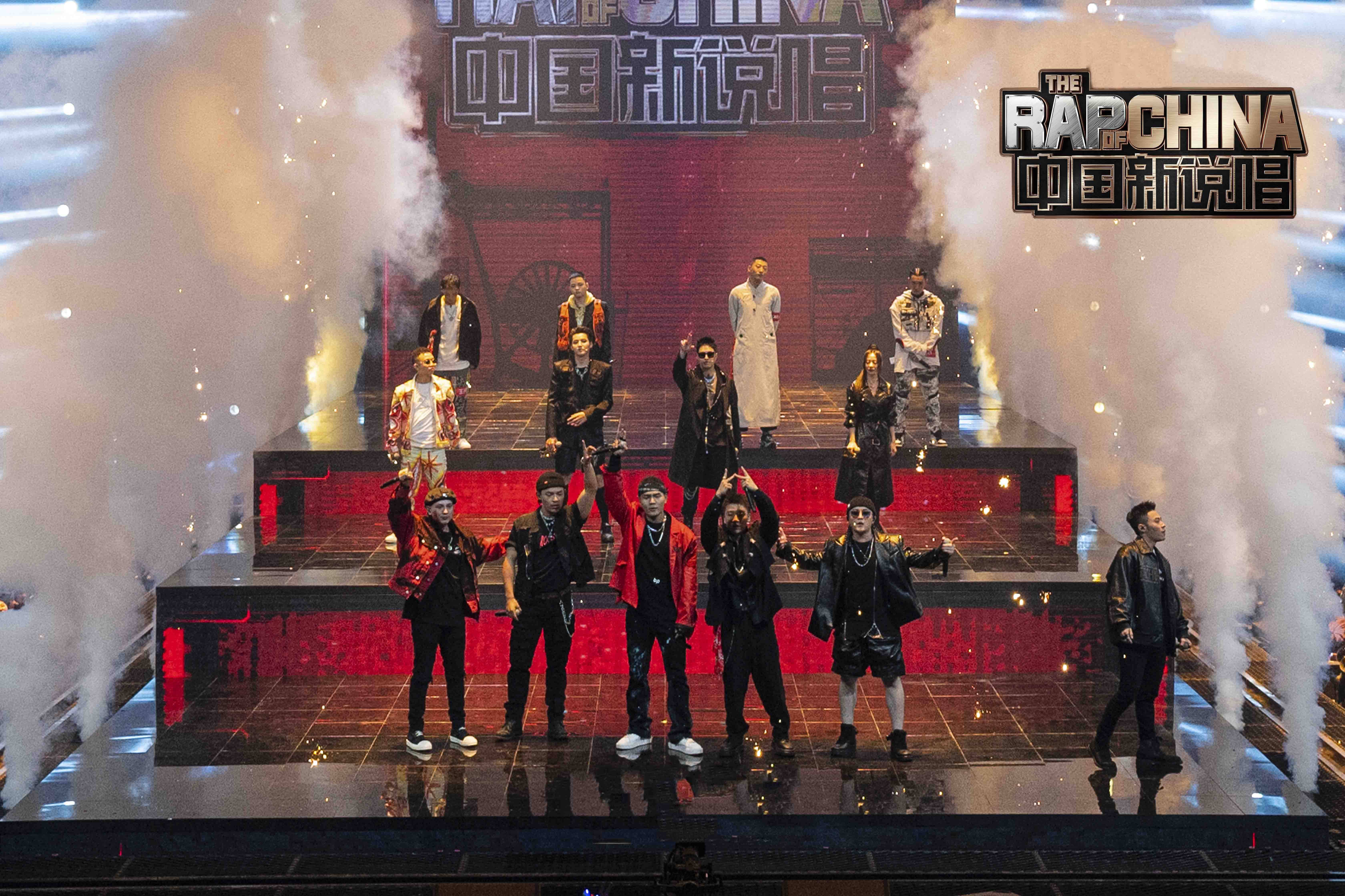 《中国新说唱2020》李佳隆加冕夺冠   潘玮柏:希望你们坐上主理人的位置
