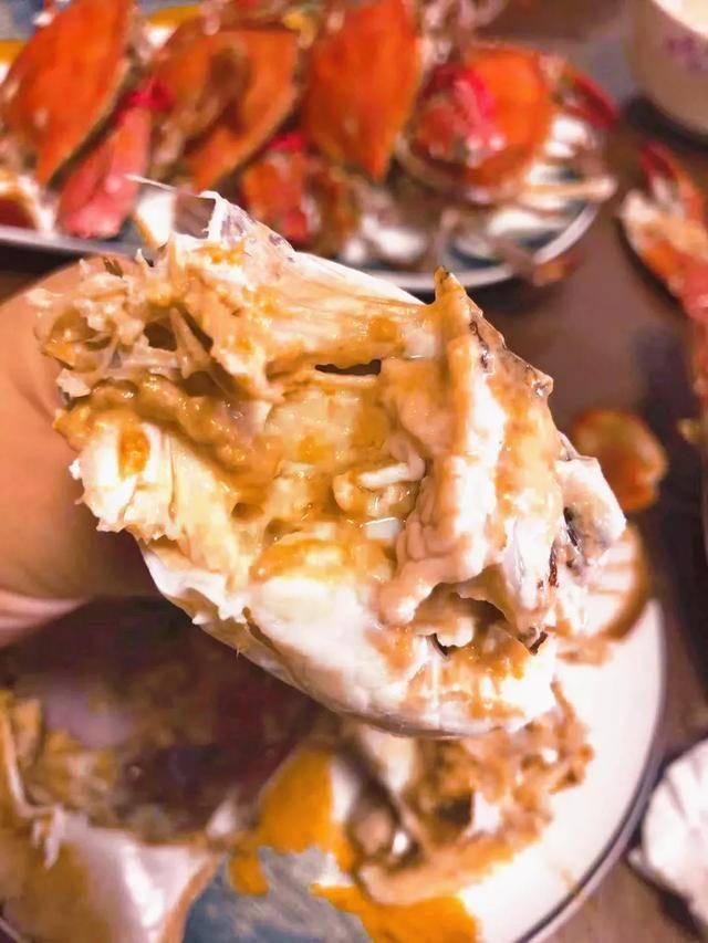 秋日烟台寻鲜记,蟹蟹你又肥来了!