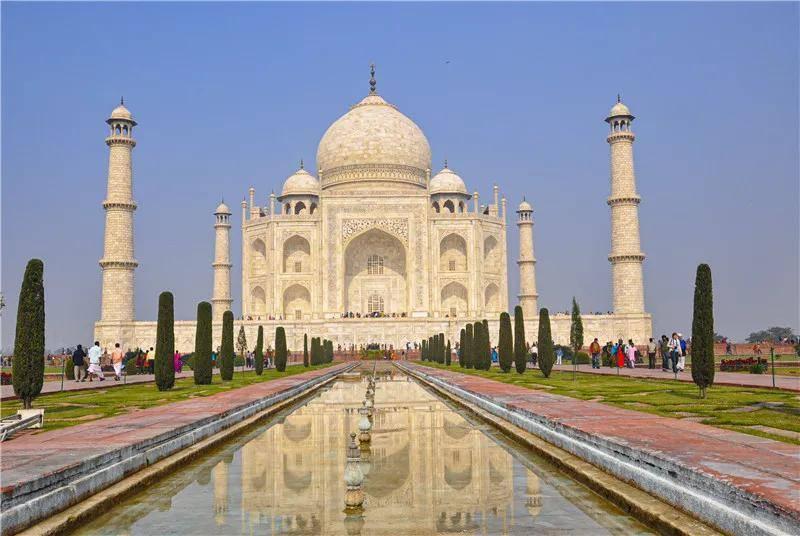 IMCPI视界|踏访印度旅游胜地泰姬陵