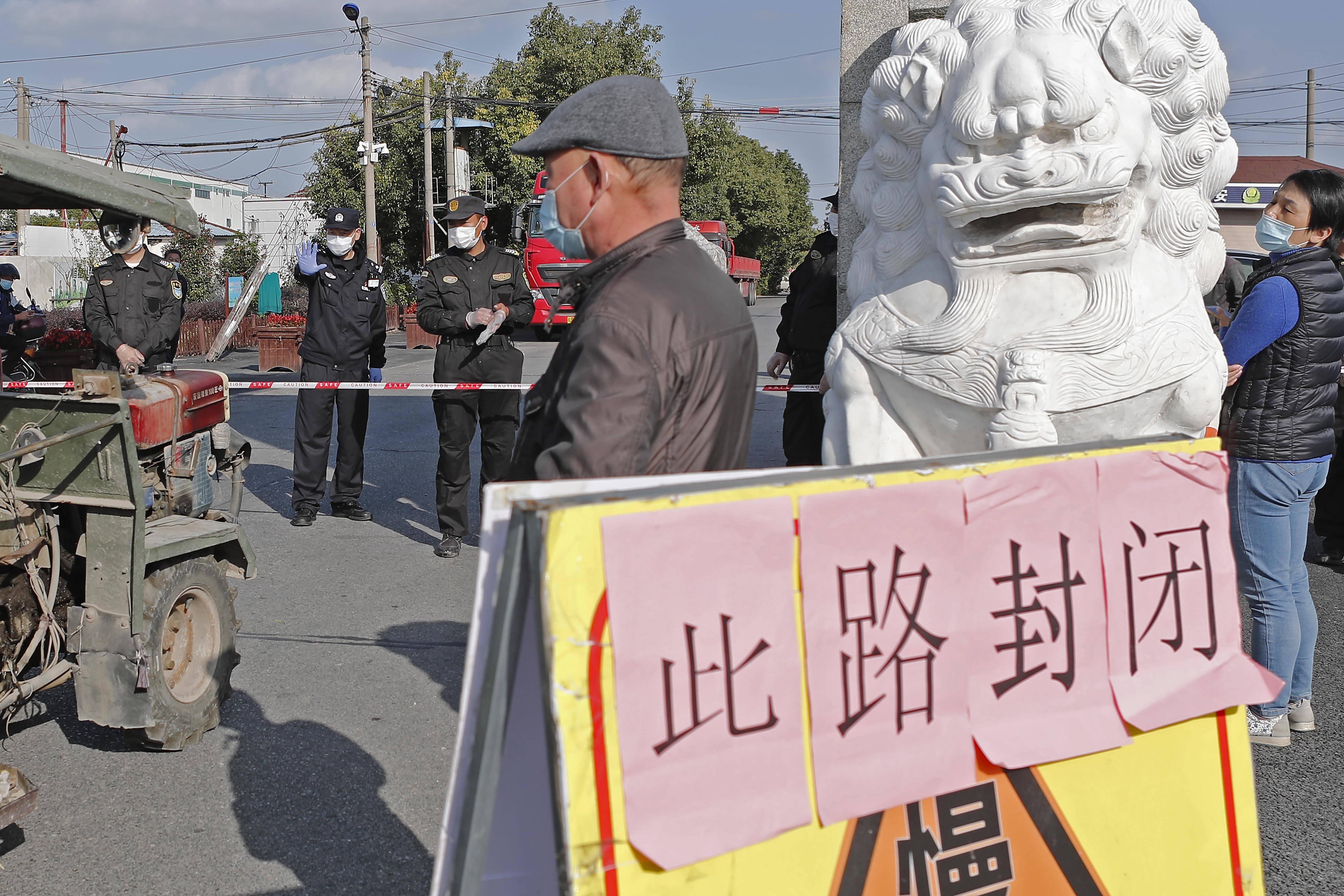原创 上海新增1例新冠确诊病例,专家:发生在浦东郊区,不会大范围传播