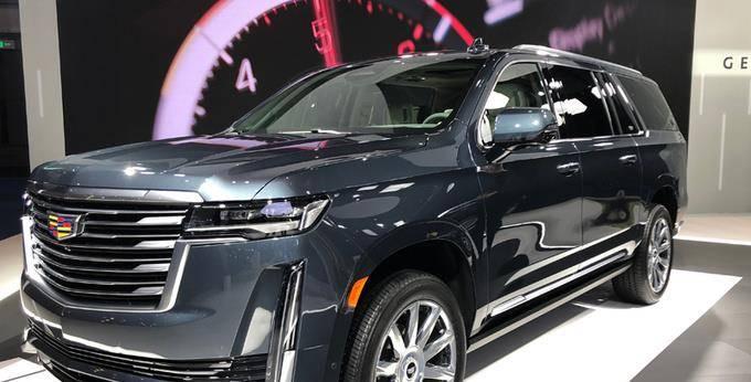 通用将推出四款全尺寸SUV,其中一款比林肯导航仪还大!