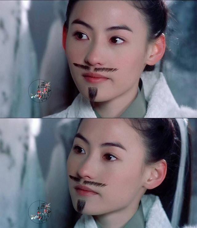 """张柏芝拍摄时尚大片,40岁又回颜值巅峰,果然是""""原装""""美女"""