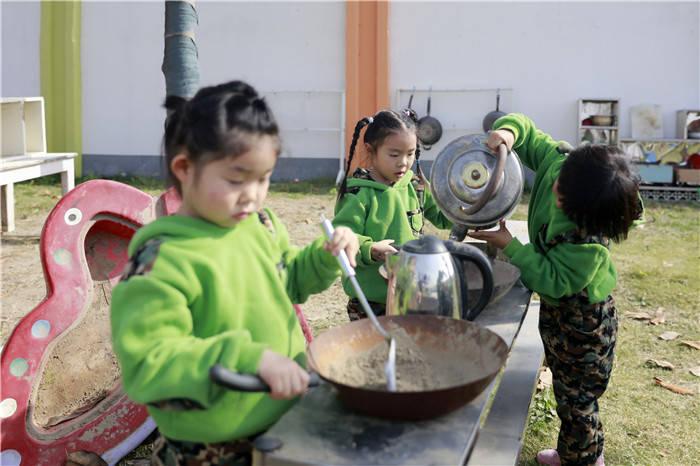 向心靈而去,尋幼兒園真諦——角斜鎮中心幼兒園迎接海安市教體局保教質量評估