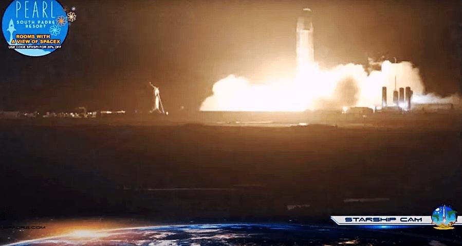 狂魔 进度狂魔马斯克,突击星舰SN-8,险些酿大祸