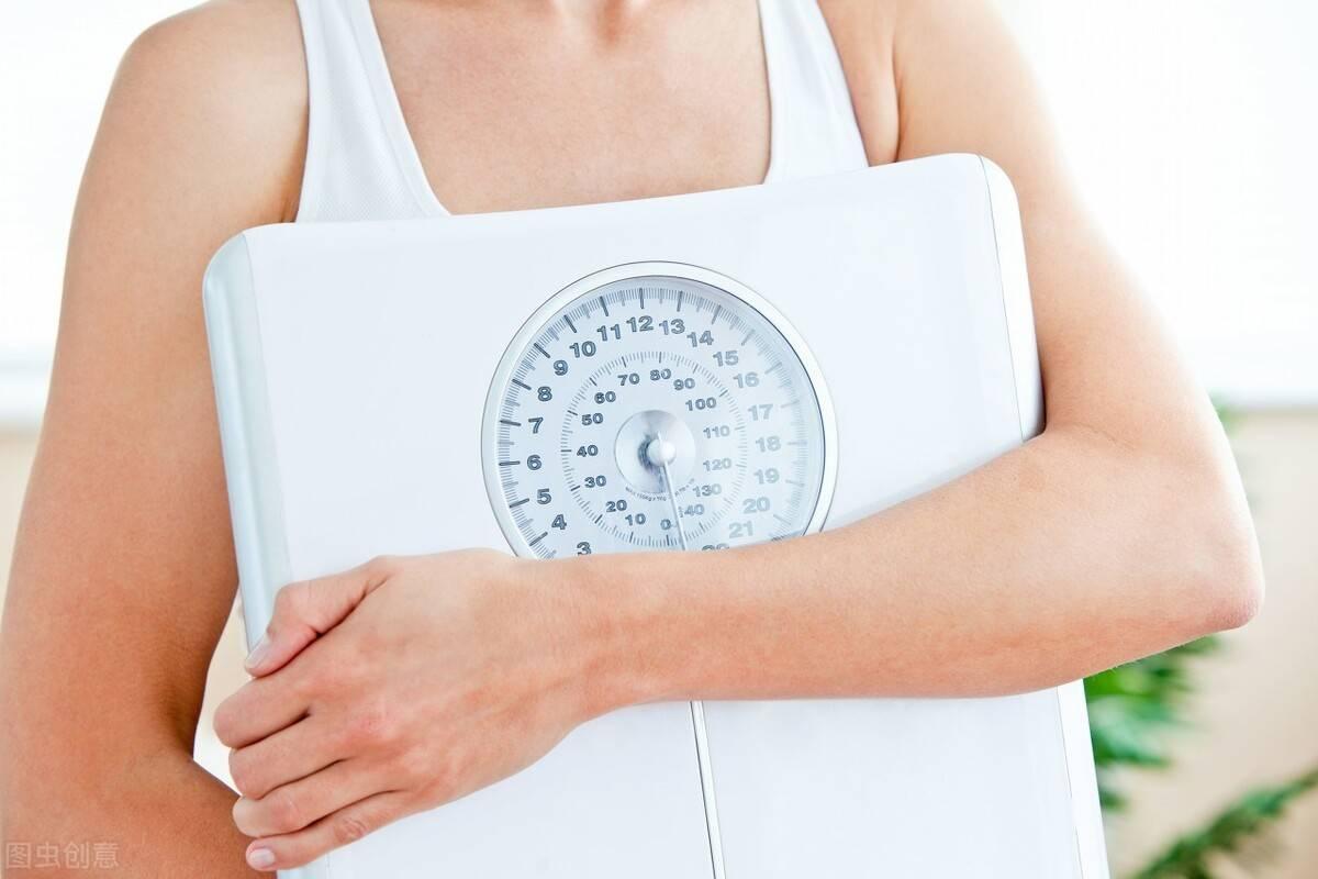 减肥时牢记这5个数字,坚持60天,体重降到90斤!