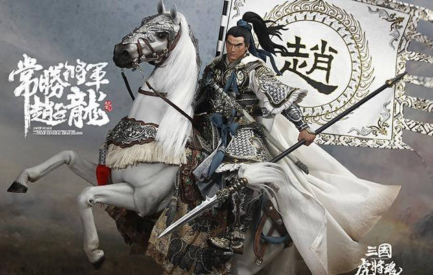 长坂坡一战,曹操下令活捉赵云,许褚张辽等九大将为何不出力?