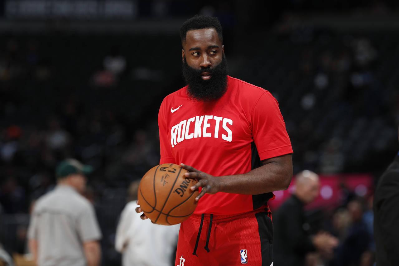 NBA球星热议哈登回绝5000万年薪,CJ:有个朋友说快点把我搞过去