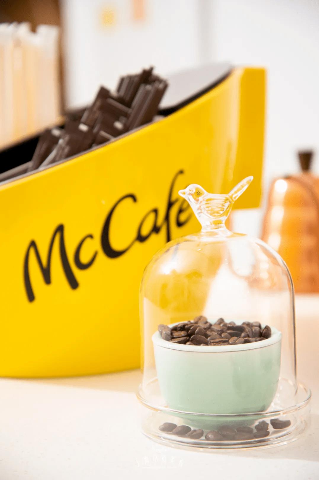 原创             全国首家麦咖啡旗舰店来啦