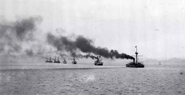 李鸿章为何不在朝鲜集中主力舰艇?甲午海战前北洋海军的备战     第1张