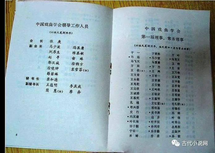 吴敢:中国戏曲学会第一届常务理事扩大会