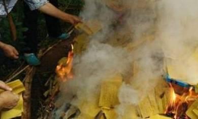 清明节不烧纸真的好么,烧纸有那么大的危害么?