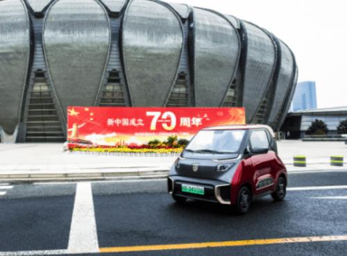5万以宝骏E200新能源起家,刷新了对微型电动车的认知