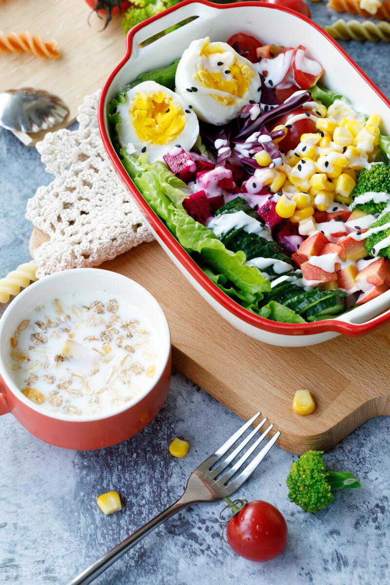 3个减脂晚餐原则,提高减肥效率,让你慢慢瘦下来!