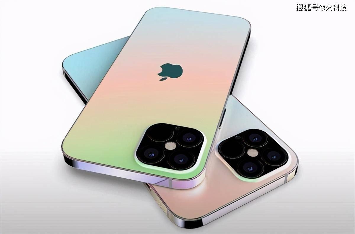 iPhone 12不想买等一等吧!iPhone 13开始露出眉目!