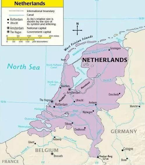 原创             风车之国荷兰,为什么会有两个首都