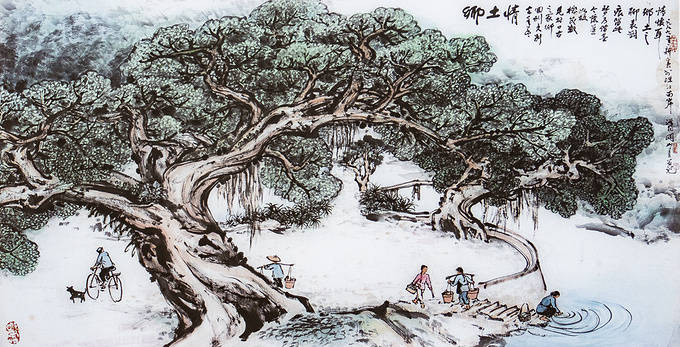 """原创             广东最宜居城市之一,风景如画,被称""""风筝之乡"""""""
