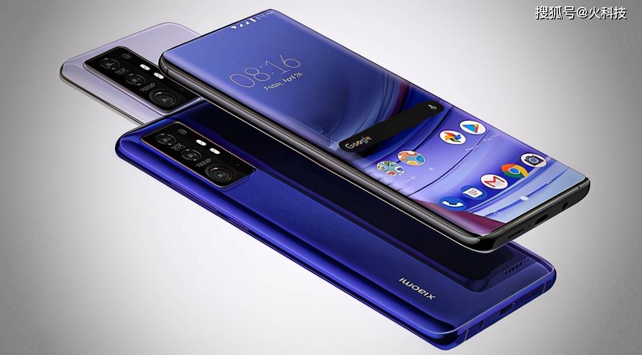 小米下一款最漂亮的全面屏手机,小米11骁龙875+120W快充