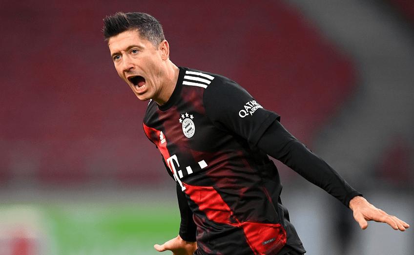 与生俱来ADC!莱万欧洲杯决赛助拜仁慕尼黑追上 40战攻进42球