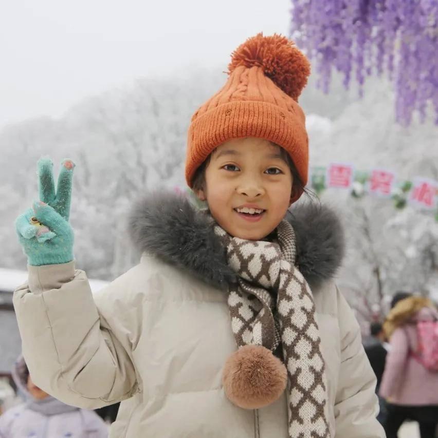 白雪、雾凇、日出、云海, 没有人能拒绝冬日的老君山!