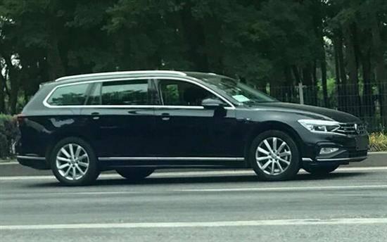 原大众新卫兰路试谍照曝光,新车明年正式上市