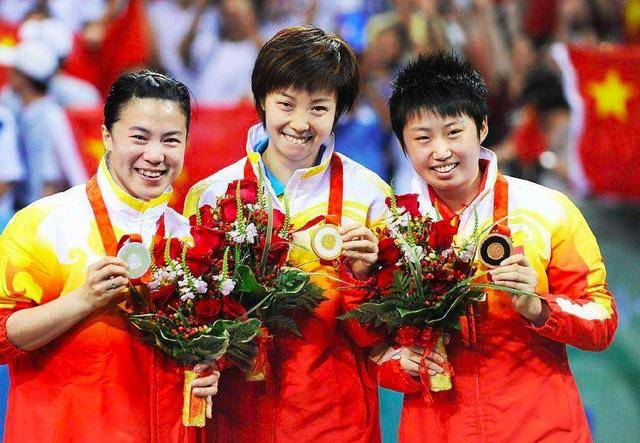 中国奥运历史上唯一一个从未丢金的项目,网友:还真没输过!