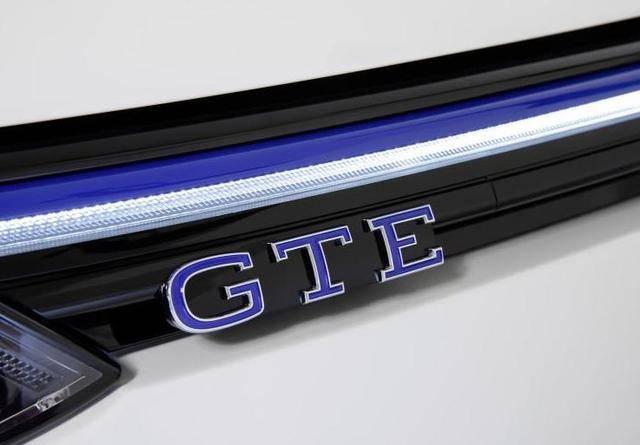 原大众的新途观GTE插电式混合动力版,6.3s突破100,有望在年内上市