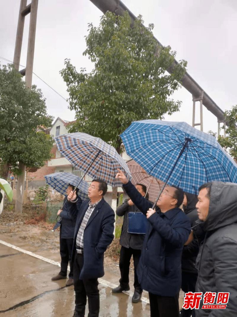 推进把关口渡槽拆除!祁东组织召开节水配套改造工程协调会