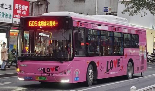 愛意暖暖!蘇州金龍海格愛情巴士冬日溫馨上線!