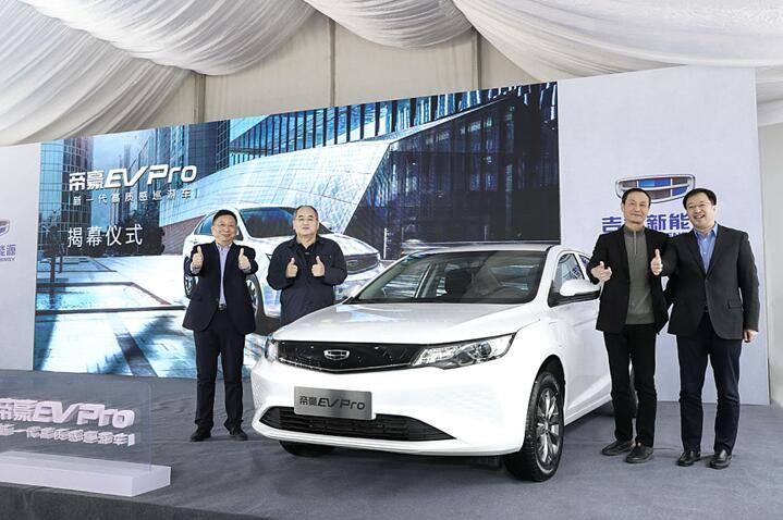主推营运车市场,性能卓越A级纯电轿车帝豪EV Pro可否取得成功爆红?