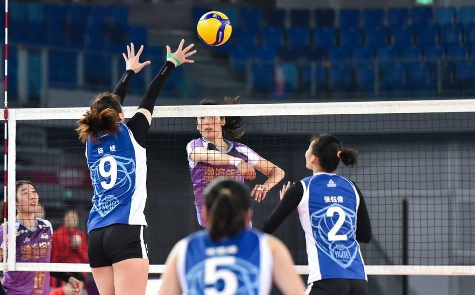 女排联赛升降榜:朱婷助阵天津卫冕 张常宁领衔升三位