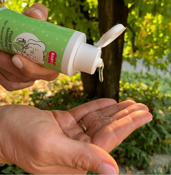 不含酒精的OKBABY免洗洗手液,到底是如何做到抑菌率99.9%的?  第4张