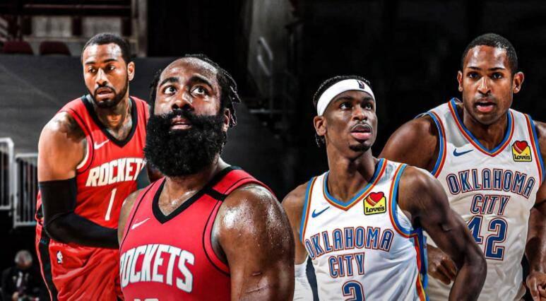 新赛季第2天,NBA宣告推迟竞赛!哈登背锅,威少脱离火箭太对了