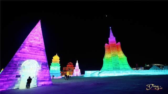 长春人的骄傲,冬季造的冰雪新天地,比哈尔滨冰雪大世界还大