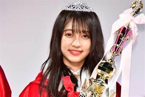 18岁妙龄女摘日本校花冠军更多写真曝光,曾因娱乐圈事故险丧命!